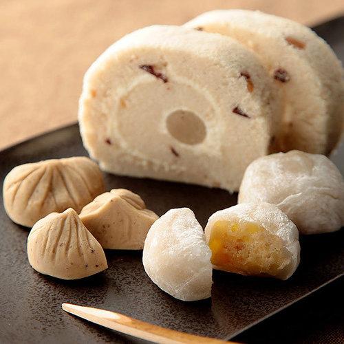 栗和菓子セット