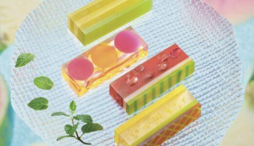 【和菓子】大丸松坂屋で選ぶ!夏の手土産におすすめギフト!わらび餅や水羊羹など